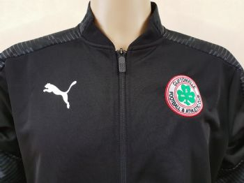 Black Stadium Jacket (Youth)